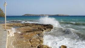 Paros -Ostküste