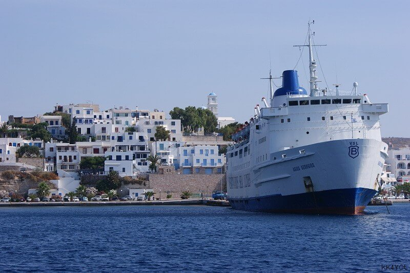 Hafen Adamas
