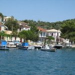 Meganision -Hafen Vathy