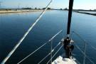 nördlicher Kanal von Lefkas