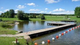 Welzheimer Radtour -Aichstruter Stausee
