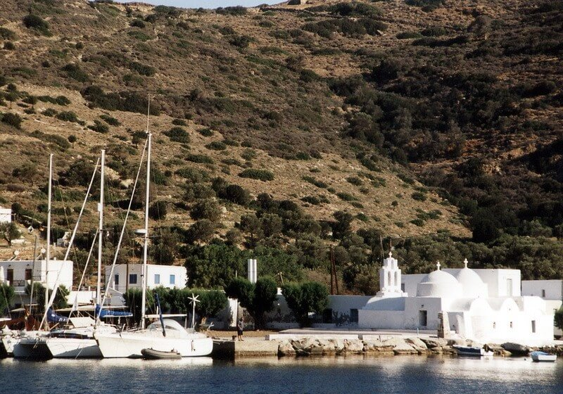 Sifnos Ormos Vathy
