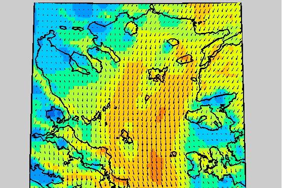 Wetterinfo Poseidon