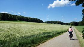 Übersicht Radtouren