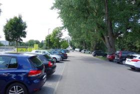 Parkplatz Sportpark Rems